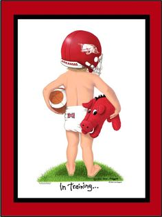 Arkansas Print for child room... I gotta have this if I ever have a boy!