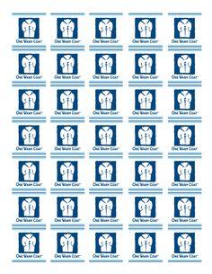 Stickers - One Warm Coat