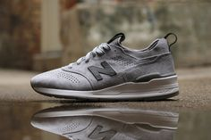 New Balance 997 Deconstructed 'Grey' (Detailed Pictures) - EU Kicks: Sneaker Magazine