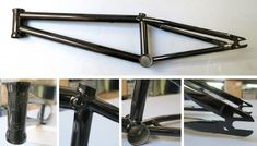 MARTIN's Opera Frame- one of the most well crafted frames I have seen in a very long time. 20 Inch Bicycle, Bmx Street, Bicycles, Opera, Frames, Swag, Hair Accessories, Bike, Sports