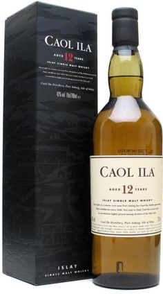 Caol Ila 12 Year Old Single Malt Scotch Whisky | @Caskers