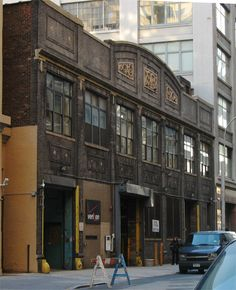 The Paradise Garage, NYC