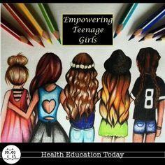 "Get this ""Empowering Teenage Girls Newsletter"" FREE!!"