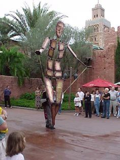 huge puppets | the celebration s giant puppets towering nearly 20 feet in the air are ...