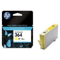 HP CARTUCHO INKJET PHOTOSMART C6380 N.364 YELLOW