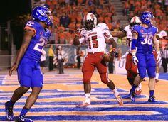 Boise State Broncos at Louisiana-Lafayette Ragin' Cajuns - 9/3/16 College…