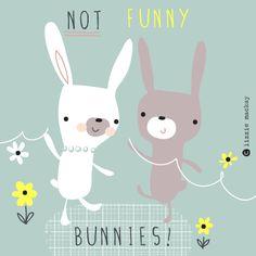 Lizzie Mackay: Rabbit Rant!