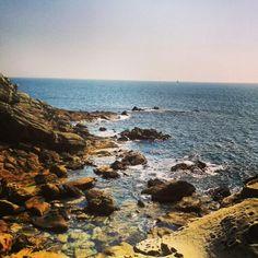 Sea near Livorno, Tuscany!