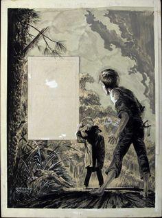 graham ingels-horror illustrated ec picto fiction