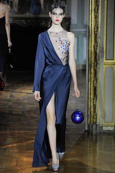 Ulyana Sergeenko Fall 2015 Couture Fashion Show - Irina Shnitman (IMG)