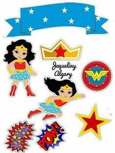 Birthday cake ideas for women diy free printable 61 ideas Wonder Woman Cake, Wonder Woman Birthday, Wonder Woman Party, Birthday Cards For Boys, Birthday Diy, Cake Birthday, Birthday Nails, Birthday Party Decorations Diy, Party Themes