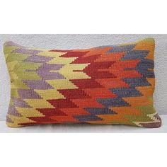 Home Garden Living Room Decor Sham Vintage Kilim Rug Pillow Sofa Couch Cushion 14x24 #kilimpillow #decorativepillow #throwpillow #designerpillow #turkishpillow #pastelkilimpillows #designer #homedecor #bohopillow #bohemian #pillows #pillowsham #pillowcase #eurosham #kilimrug #bohodecor #persianrug #turkishrug #floorcushion #arearug #vintagepillowsstore #tribalpillow #kilimcushion #etsy #ebay #amazon #rugs #homedecoration #vintage