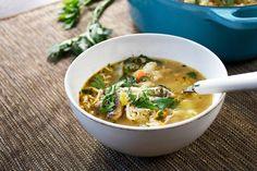 Keto no-noodle chicken soup - Diet Doctor