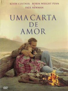 Uma carta de Amor, o filme com Kevin Costner, Robin Wriight, baseado no livro de…
