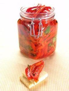 Pimentones en conserva   https://www.maggi.com.ve/receta/pimentones-en-conserva/