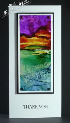 acetate and alcohol inks