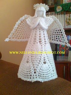 angel crochet - Google Search