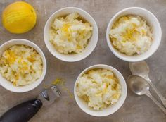 Recipe: Laurie Colwin's Lemon Rice Pudding — Classic Recipes from The Kitchn