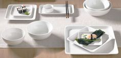 The #Modulus collection comprises of flatware and bowls for the trend-conscious restaurateur