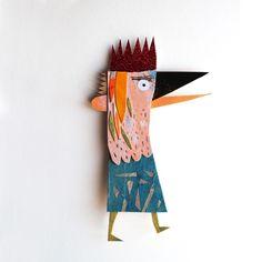 Ilustração original de Marta Madureira. Este trabalho enquadra-se numa série de ilustrações sobre o tema
