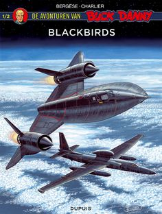 1 maart: BUCK DANNY BLACKBIRDS 1/2 © Dupuis