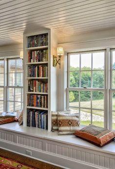 - book nook.... Home Interior Design - Community - Google+