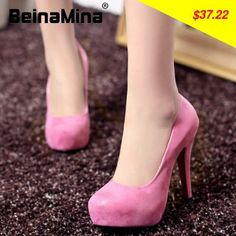 Checkout this new stunning item women platform red bottom high heel shoes dress footwear sexy brand female fashion heeled pumps heels shoes size 33-40 P16919 - $37.22 http://superbagsshoes.com/products/women-platform-red-bottom-high-heel-shoes-dress-footwear-sexy-brand-female-fashion-heeled-pumps-heels-shoes-size-33-40-p16919/