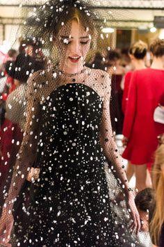 The Scene | Paris Couture Week: Armani Privé Fall/Winter 2014