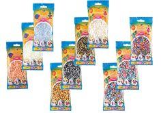 1000 Hama Midi Bügelperlen 207- *Sonderfarben* 5mm Ø *Streifen* Nachtleuchtend   Spielzeug, Basteln & Kreativität, Creativsets   eBay!