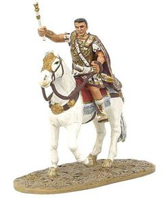Roman Empire SPQR024 The Might of Rome - Made by Conte Collectibles Military Miniatures and Models. Factory made, hand assembled, painted and boxed in a padded decorative box. Excellent gift for the enthusiast.