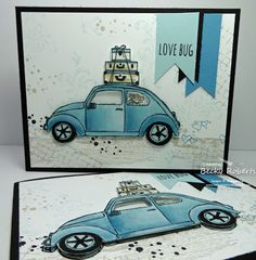 Beautiful Ride stamp set from the Occasions Catalog Stampin' Up!