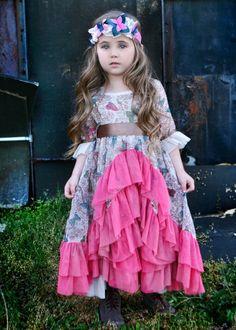 I Love Gorgeous Cream Revolution Dress
