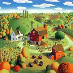 Robin Moline. Harvest bounty