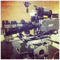 My New Weapon of Choice... Arri Alexa Plus + S4 Cooke Primes By @VidArroyo  HDrental.com