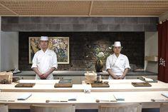 Le ballet des saveurs au Sushi Ginza Onodera — Le Fashion Post