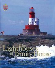 NEW The Lighthouses of Trinity House by Richard Woodeman Hardcover Book (English
