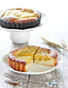 Mango Almond Tart 芒果杏仁挞