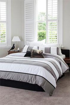 Master Bedroom Duvet Cover
