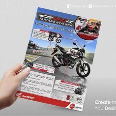 Desain Brosur (#Brochure #Flyer) untuk PT. Days Adicipta Mustika (Main Dealer #HondaMotor di Jawa Barat)  #ACreative11 #GraphicDesign #Advertising #WebDesign #webdeveloper #HomeDesign #InteriorDesign #architecture #photography #AerialPhotography #AerialVideography #AllAboutDesign #bandung #westjava #Indonesia #instagram #infographic