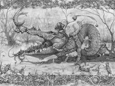 Adonna Khare – Dibujos