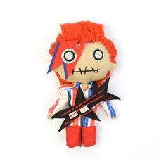 David Bowie デヴィッドボウイ ドール 人形_画像1
