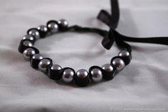 Charming Wrapped Silk Ribbon Bracelet   AllFreeHolidayCrafts.com
