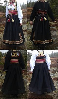 Bilderesultat for beltestakk hjul Folk Costume, Costumes, Norwegian Clothing, Going Out Of Business, Traditional Outfits, Vintage Photos, Norway, Bridal Dresses, Scandinavian