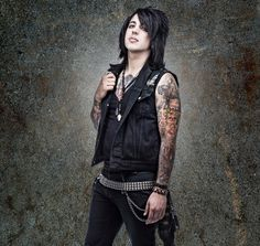 Alex Foxx - Guitar - The Relapse Symphony <3