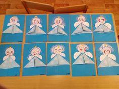 Winter Kids, Winter Art, Winter Christmas, Preschool Christmas Crafts, Christmas Arts And Crafts, Christmas Toilet Paper, Christmas Cards, Christmas Decorations, Alphabet Book