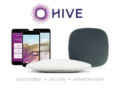 Hive is a smart home security, automation and entertainment system for everyone. Easy to install and use from your mobile phone at home or away from home!