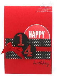 Happy Birthday Kyah
