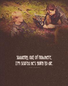 katniss and peeta :):