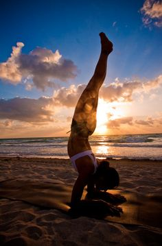 Yoga, Water, Sun, Light