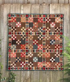 Civil Unrest quilt -- I want to make TWO versions of this quilt. One in civil war, and another in modern fabrics.